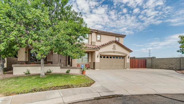 23214 N 106TH Drive, Peoria, AZ 85383 (MLS #6102253) :: Sheli Stoddart Team | M.A.Z. Realty Professionals