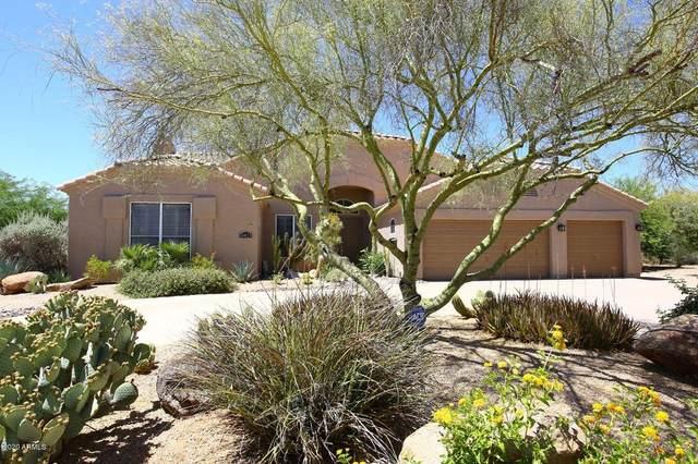 26420 N Wrangler Road, Scottsdale, AZ 85255 (MLS #6102254) :: Revelation Real Estate