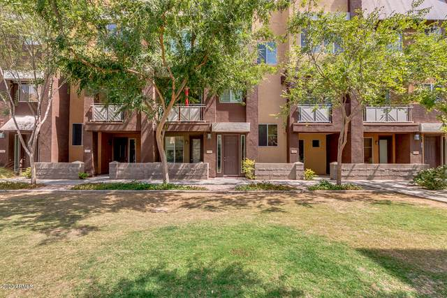 6605 N 93RD Avenue #1094, Glendale, AZ 85305 (MLS #6102287) :: Homehelper Consultants