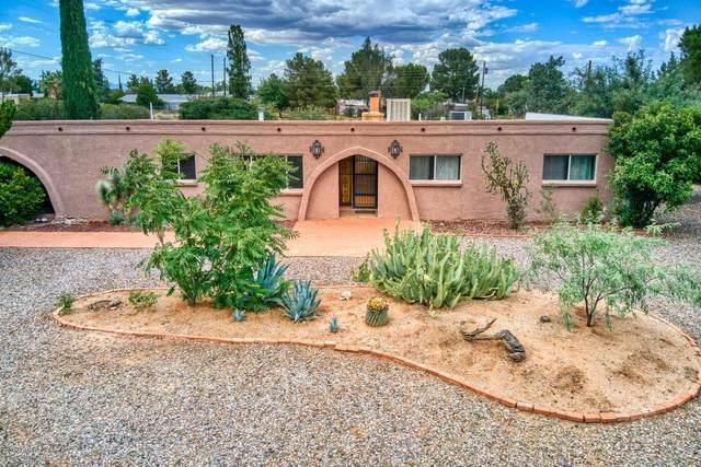 2747 Oriole Drive, Sierra Vista, AZ 85635 (MLS #6102298) :: Riddle Realty Group - Keller Williams Arizona Realty