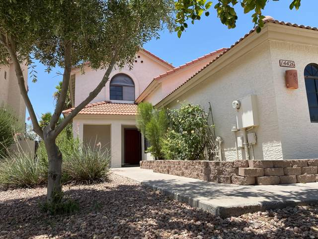 14426 S 42ND Street, Phoenix, AZ 85044 (MLS #6102301) :: Keller Williams Realty Phoenix