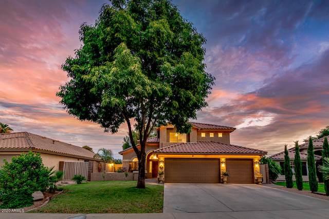 683 W Princeton Avenue, Gilbert, AZ 85233 (MLS #6102381) :: Kepple Real Estate Group