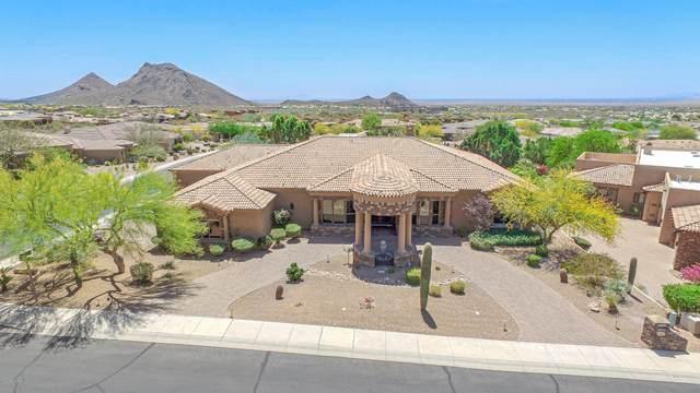 13363 E Paradise Drive, Scottsdale, AZ 85259 (MLS #6102570) :: D & R Realty LLC