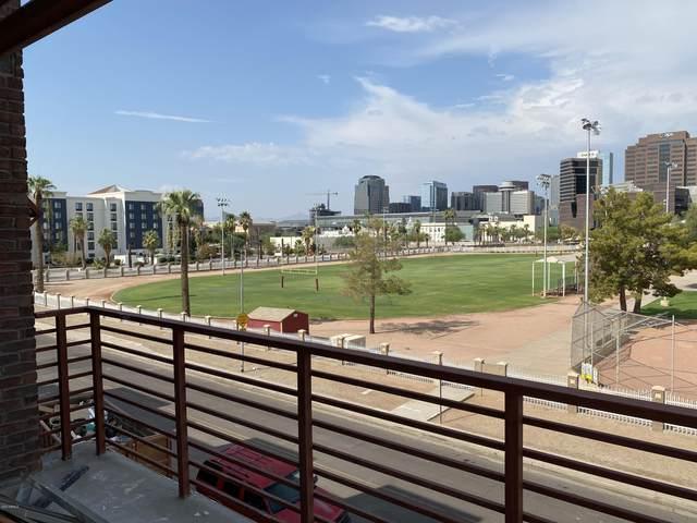 475 N 9th Street #301, Phoenix, AZ 85006 (MLS #6102707) :: Walters Realty Group