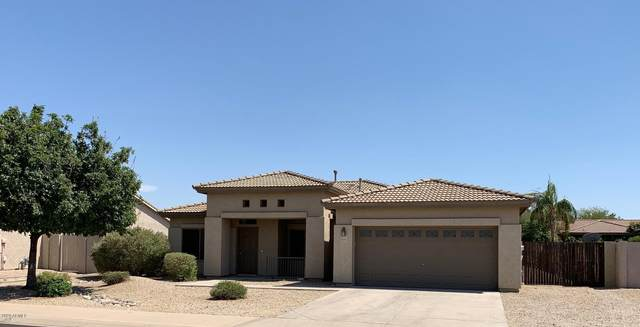21115 E Saddle Way, Queen Creek, AZ 85142 (MLS #6102716) :: The C4 Group