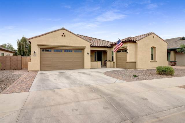 23437 S 209TH Place, Queen Creek, AZ 85142 (MLS #6102996) :: The Carin Nguyen Team