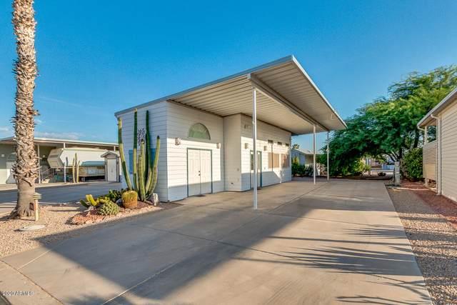 17200 W Bell Road, Surprise, AZ 85374 (MLS #6103137) :: Lifestyle Partners Team