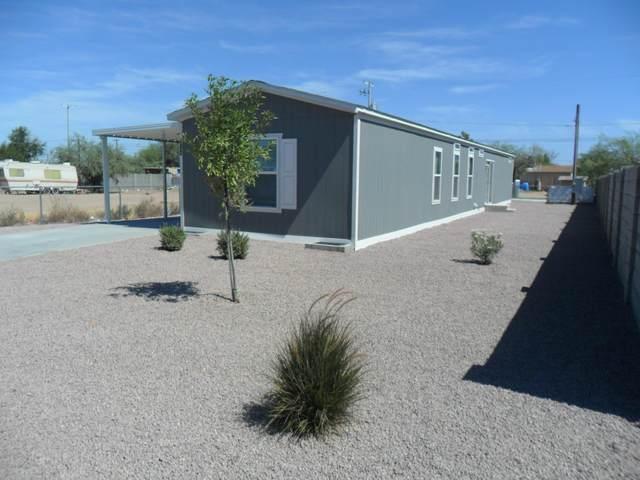414 W Byrd Avenue, Coolidge, AZ 85128 (MLS #6103149) :: Brett Tanner Home Selling Team