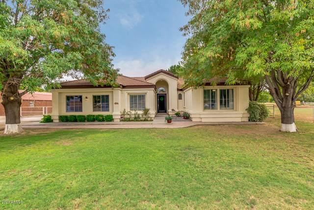 17709 E Prescott Place, Gilbert, AZ 85298 (MLS #6103534) :: Brett Tanner Home Selling Team