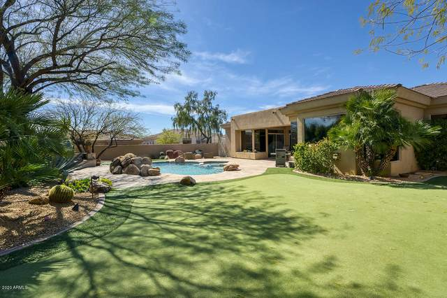 21057 N 74th Way, Scottsdale, AZ 85255 (MLS #6104113) :: The Ellens Team