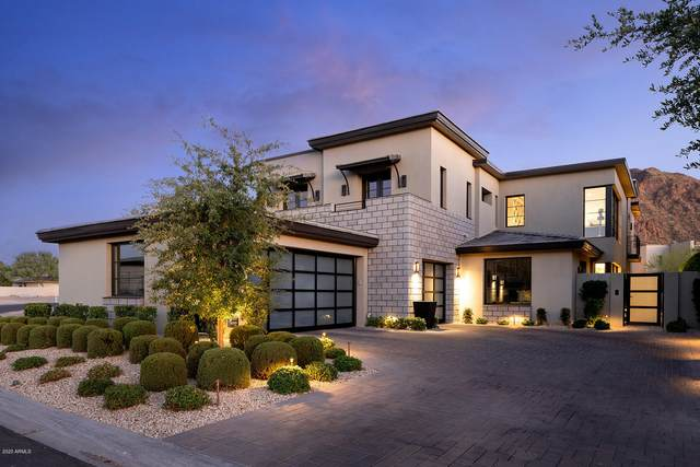 5707 E Village Drive, Paradise Valley, AZ 85253 (MLS #6104226) :: Devor Real Estate Associates