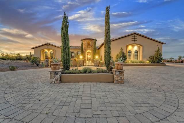 11928 E Red Bird Road, Scottsdale, AZ 85262 (MLS #6104368) :: Brett Tanner Home Selling Team