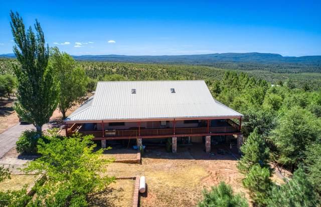 257 N Myrtle Point Trail, Payson, AZ 85541 (MLS #6104540) :: Klaus Team Real Estate Solutions