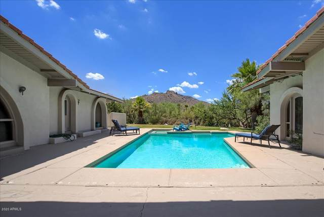 36210 Sidewinder Road, Carefree, AZ 85377 (MLS #6104812) :: Riddle Realty Group - Keller Williams Arizona Realty