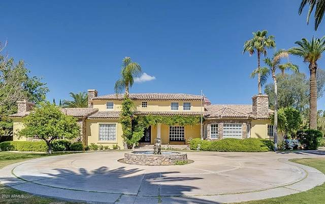 45 Biltmore Estates Drive, Phoenix, AZ 85016 (MLS #6104894) :: Klaus Team Real Estate Solutions