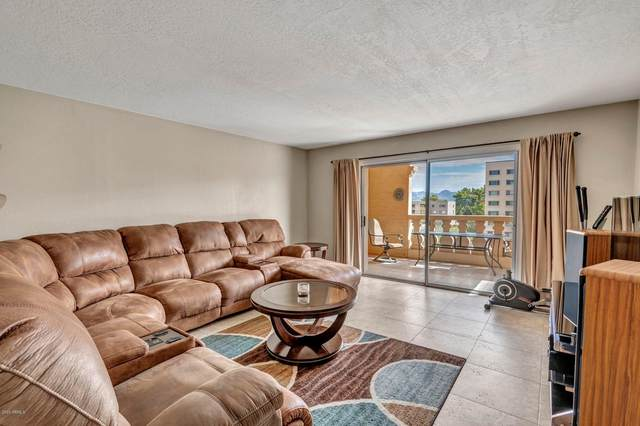7830 E Camelback Road E #411, Scottsdale, AZ 85251 (MLS #6105147) :: REMAX Professionals
