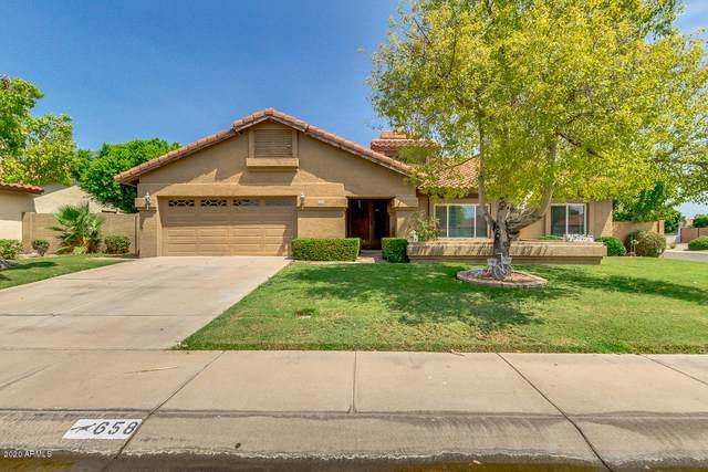 658 E Century Avenue, Gilbert, AZ 85296 (MLS #6105726) :: Scott Gaertner Group