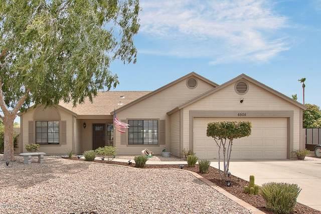 6505 E Ivy Street, Mesa, AZ 85205 (MLS #6105907) :: Klaus Team Real Estate Solutions