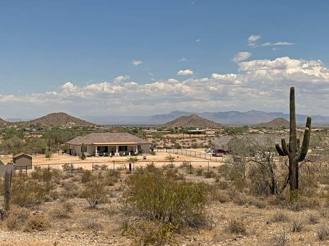 0 N Royce 27D Road, Queen Creek, AZ 85142 (MLS #6106298) :: Sheli Stoddart Team | M.A.Z. Realty Professionals