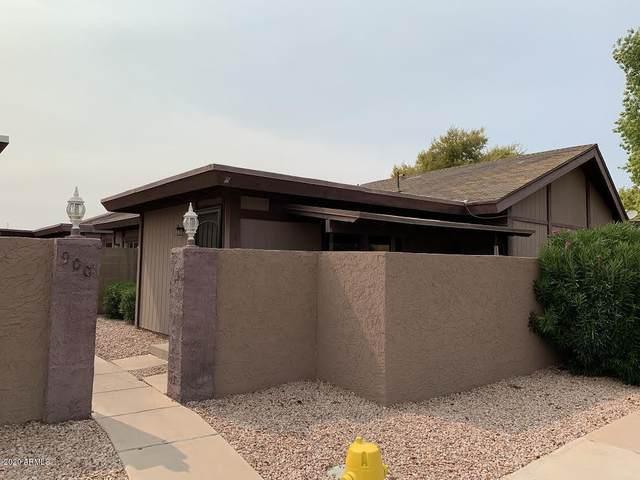 900 S Hacienda Drive D, Tempe, AZ 85281 (MLS #6106458) :: Lux Home Group at  Keller Williams Realty Phoenix