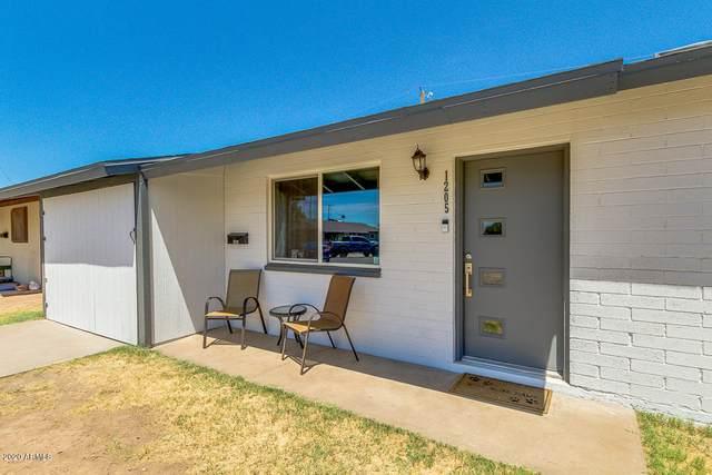 1205 W 14TH Street, Tempe, AZ 85281 (MLS #6106584) :: Klaus Team Real Estate Solutions