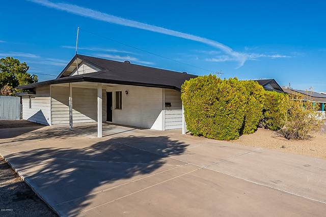 10326 W Monterosa Drive, Sun City, AZ 85351 (MLS #6106749) :: TIBBS Realty