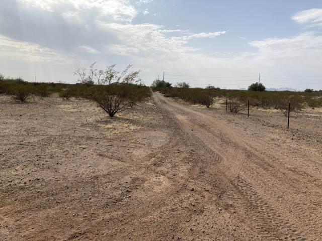 0 W Myers Street, Wittmann, AZ 85361 (MLS #6107429) :: Long Realty West Valley