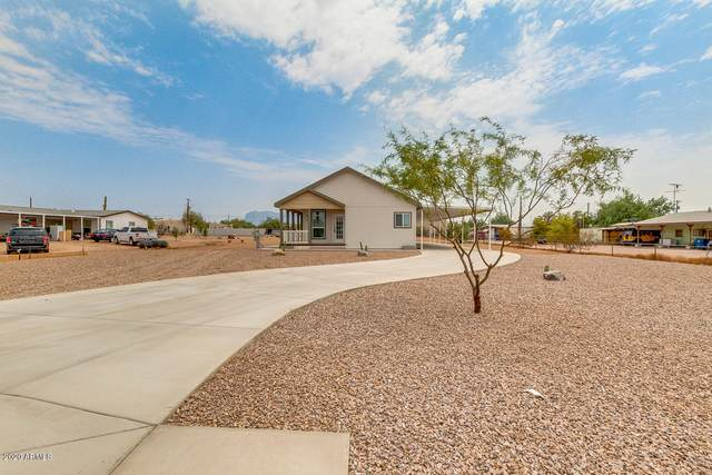 419 N Ironwood Drive, Apache Junction, AZ 85120 (MLS #6107437) :: Arizona 1 Real Estate Team