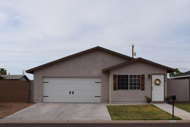 6718 E Arbor Avenue, Mesa, AZ 85206 (MLS #6107447) :: Brett Tanner Home Selling Team