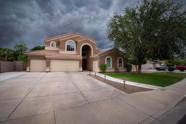 1809 S Citrus Cove, Mesa, AZ 85204 (MLS #6107498) :: Klaus Team Real Estate Solutions