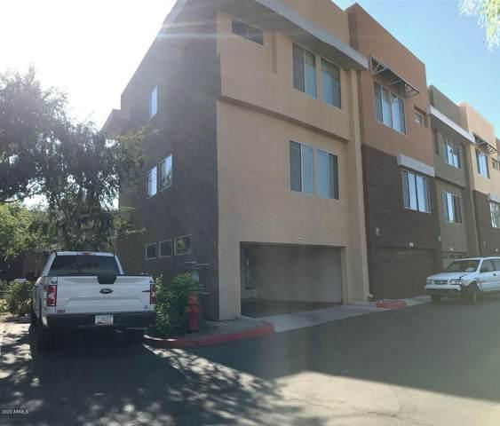 6605 N 93RD Avenue #1048, Glendale, AZ 85305 (MLS #6107556) :: Long Realty West Valley
