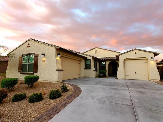 18276 W Tecoma Road, Goodyear, AZ 85338 (MLS #6107795) :: Klaus Team Real Estate Solutions