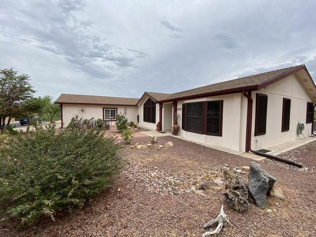 589 S Windy Hill, Roosevelt, AZ 85545 (MLS #6107903) :: Long Realty West Valley