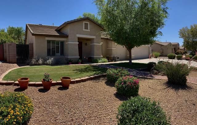2463 E Tulsa Street, Gilbert, AZ 85295 (MLS #6107998) :: Klaus Team Real Estate Solutions