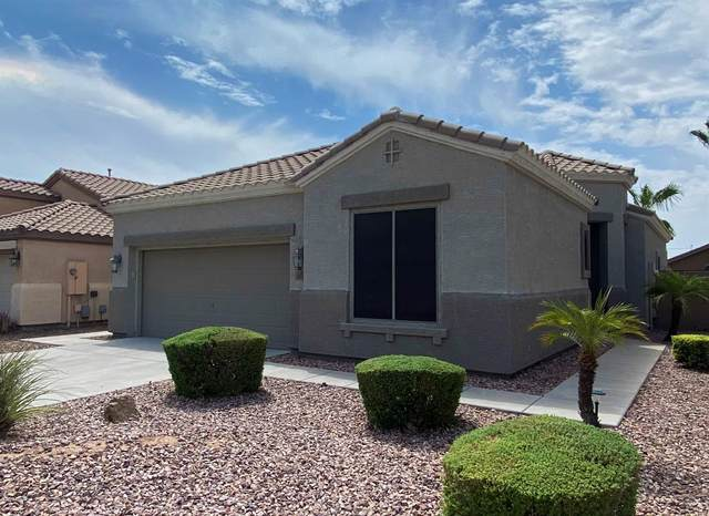 3025 W Windsong Drive, Phoenix, AZ 85045 (MLS #6108137) :: Kevin Houston Group