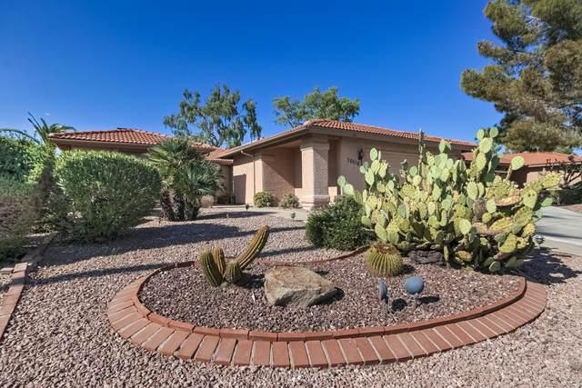 10510 E Spring Creek Road #21, Sun Lakes, AZ 85248 (MLS #6108306) :: My Home Group