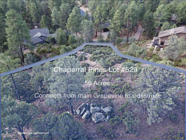 306 N Grapevine Drive, Payson, AZ 85541 (MLS #6108363) :: The W Group