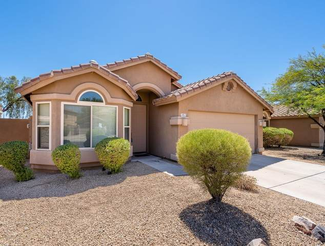 14912 N 102ND Street, Scottsdale, AZ 85255 (MLS #6108424) :: RE/MAX Desert Showcase
