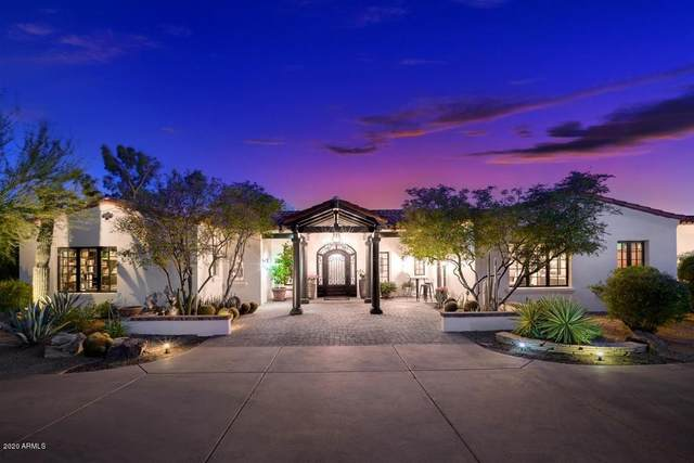 3683 E Stanford Drive, Paradise Valley, AZ 85253 (MLS #6108480) :: Openshaw Real Estate Group in partnership with The Jesse Herfel Real Estate Group