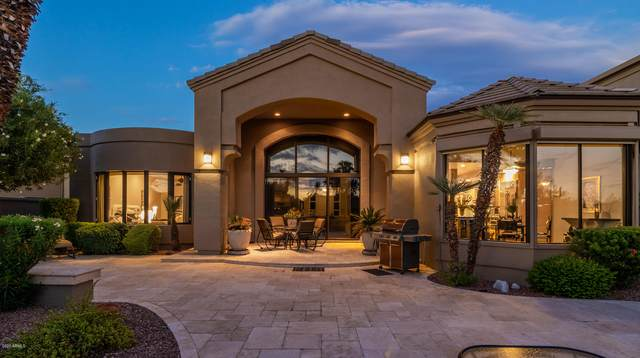 7878 E Gainey Ranch Road #22, Scottsdale, AZ 85258 (MLS #6108636) :: The Property Partners at eXp Realty