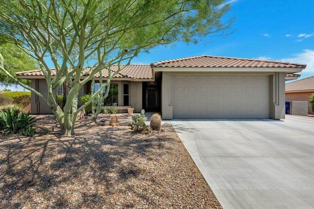 2805 S Wattlewood Avenue, Mesa, AZ 85212 (MLS #6108643) :: Long Realty West Valley