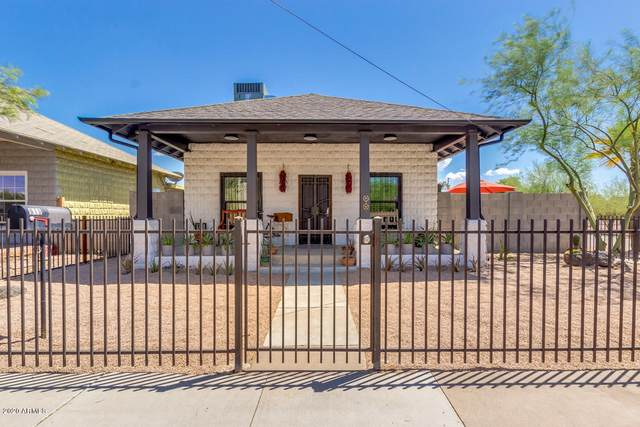 919 W Fillmore Street, Phoenix, AZ 85007 (MLS #6108956) :: Devor Real Estate Associates