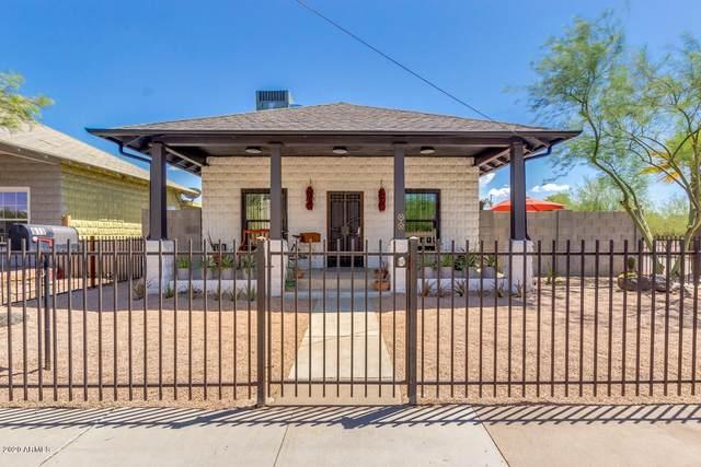 919 W Fillmore Street, Phoenix, AZ 85007 (MLS #6108956) :: Homehelper Consultants