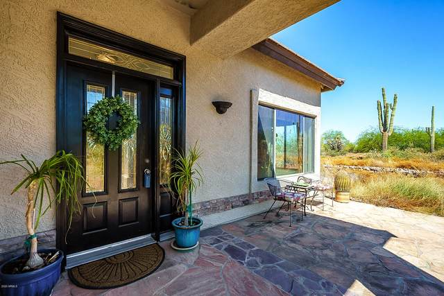 60 S La Barge Road, Apache Junction, AZ 85119 (MLS #6109056) :: The Bill and Cindy Flowers Team