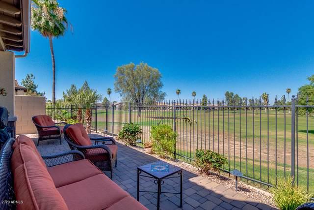 6202 E Mckellips Road #132, Mesa, AZ 85215 (MLS #6109067) :: The Laughton Team