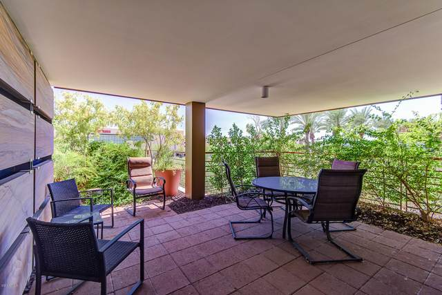 7157 E Rancho Vista Drive #3002, Scottsdale, AZ 85251 (MLS #6109170) :: Klaus Team Real Estate Solutions