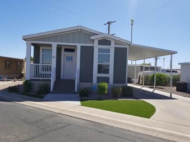 2460 E Main Street E09, Mesa, AZ 85213 (#6109330) :: The Josh Berkley Team