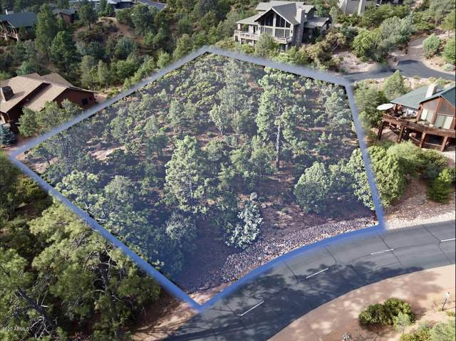 605 N Grapevine Drive, Payson, AZ 85541 (MLS #6109417) :: The W Group