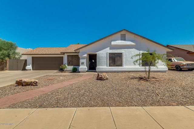 1284 E Avenida Isabela, Casa Grande, AZ 85122 (MLS #6109424) :: Scott Gaertner Group