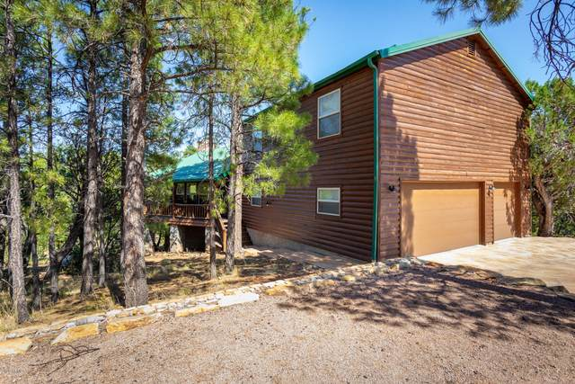 1515 Foxtail Lane, Heber, AZ 85928 (MLS #6109437) :: The Bill and Cindy Flowers Team